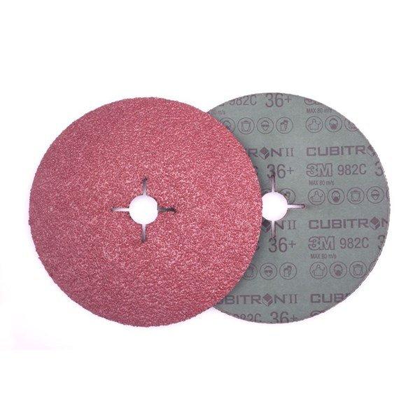 3M 982C Cubitron II škiedras disks Ø 125 x 22 P36, P60, P80