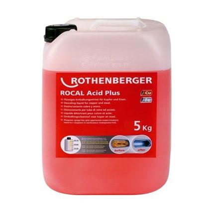 Atkaļķošanas koncentrāts Rothenberger ROCAL Acid Plus