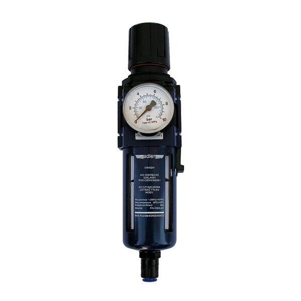 "Gaisa filtrs/ regulators pneimatikai 1/2"" (AD4005FR)"