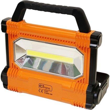 LED lukturis 30W 230V metāla korpusā 1.8m vads