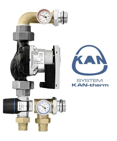 Kan-Therm sūkņu grupa 20-43°C