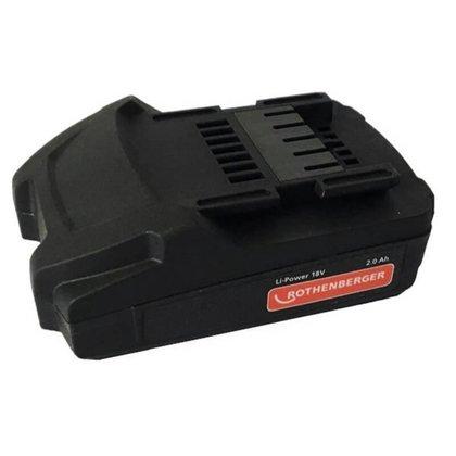 Akumulators Rothenberger 18V 2.0Ah