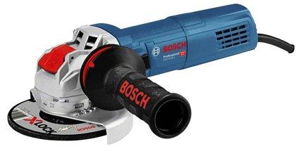 Bosch GWX 9-125 S leņķa slīpmašīna