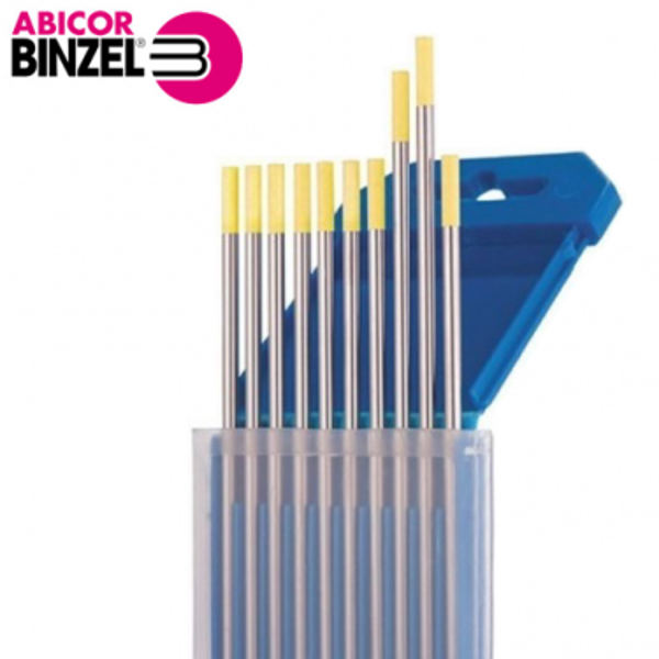Elektrods volframa WL15,1.6-3.2x175 mm zelta