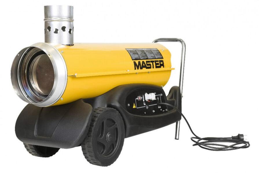 Dīzeļsildītājs BV 77 E, 20 kW, Master