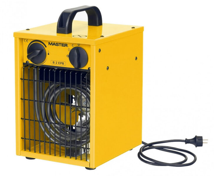 Elektriskais sildītājs B2 EPB, 2kW