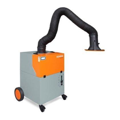 Mobīlā metināšanas izgarojumu savākšanas iekārta Kemper SmartMaster