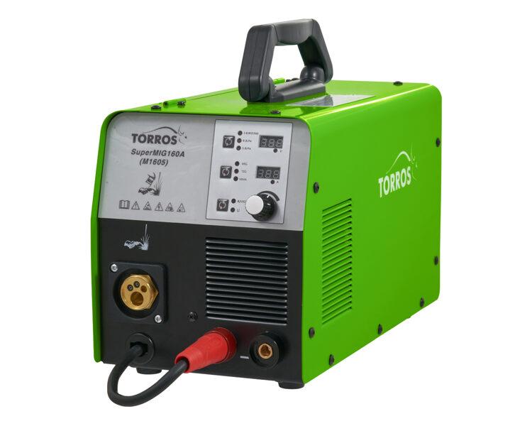 TORROS MIG 160A SUPER metināšanas iekārta aparāts (pusautomāts)