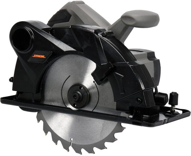 STHOR elektriskais ripzāģis 1200W, 160mm