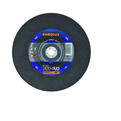 Rhodius griešanas disks FT30 350x4.0x25.40
