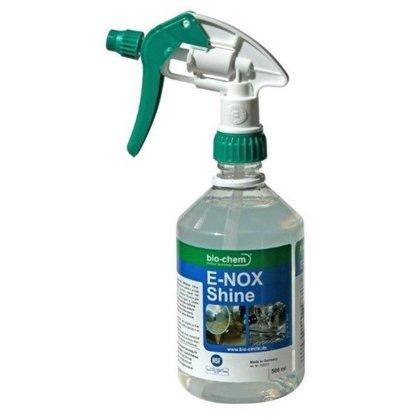 E-NOX Shine tīrīšanas šķidrums nerūsējošam tēraudam