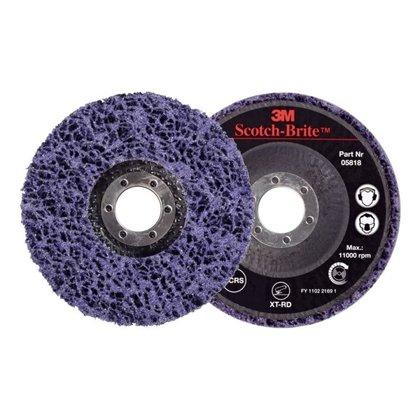 3M XT-RD disks, purpura 115 mm x 22 mm