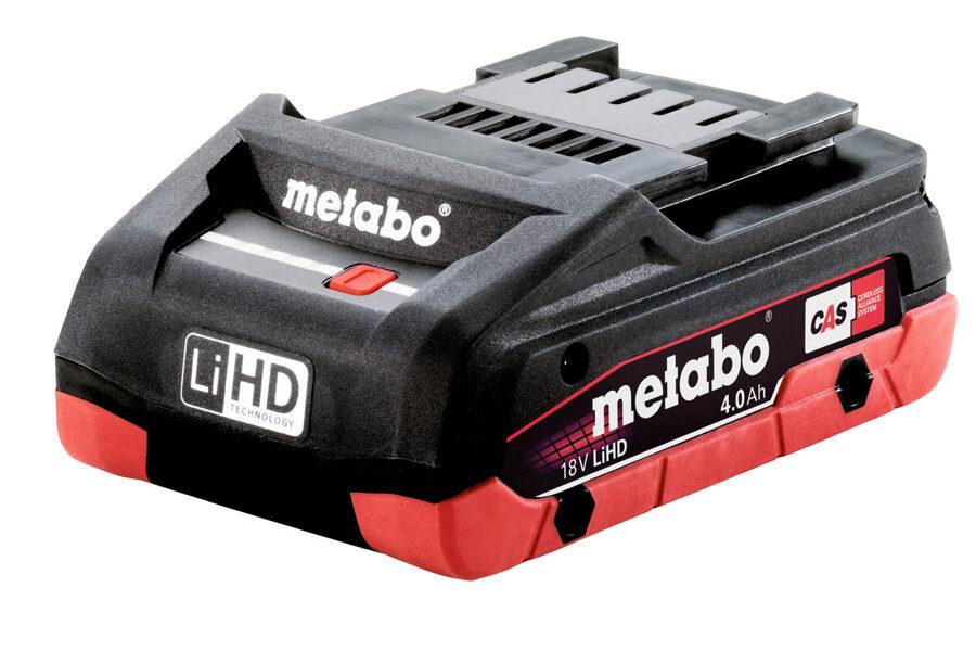 Metabo akumulators 18V / 4,0 Ah LiHD