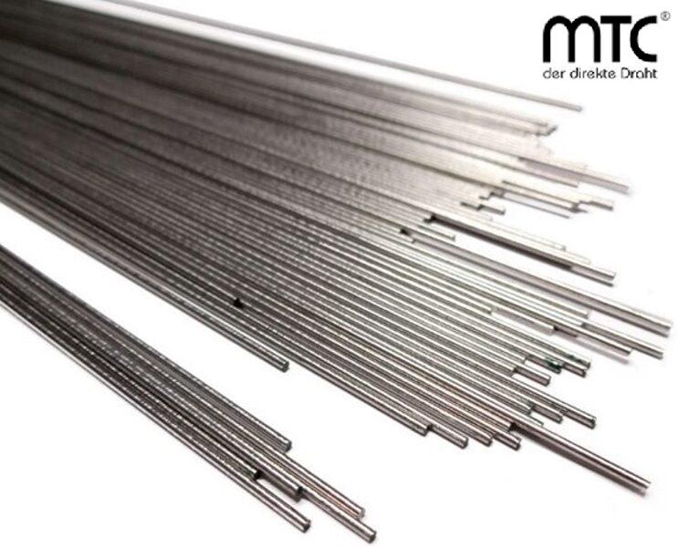 TIG metināšanas stienis alumīnija-magnija sakausējumiem Al Mg3