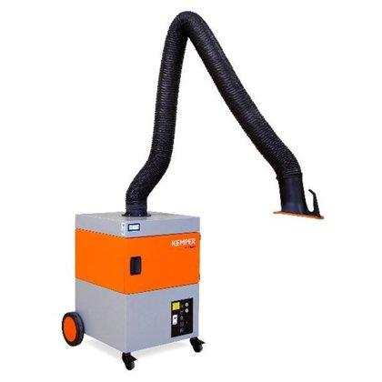 Mobīlā metināšanas izgarojumu savākšanas iekārta Kemper ProfiMaster