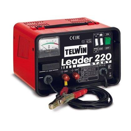 Telwin lādētājs LEADER 220