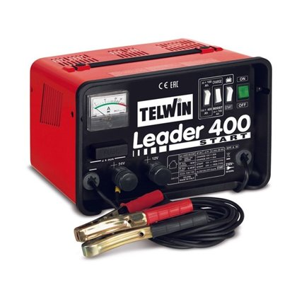 Telwin lādētājs LEADER 400