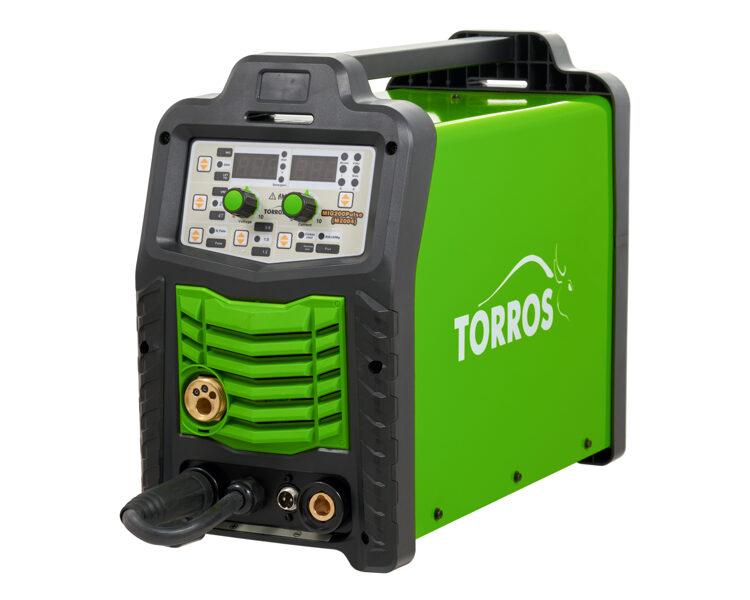 TORROS MIG 200 Pulse metināšanas iekārta aparāts (pusautomāts)