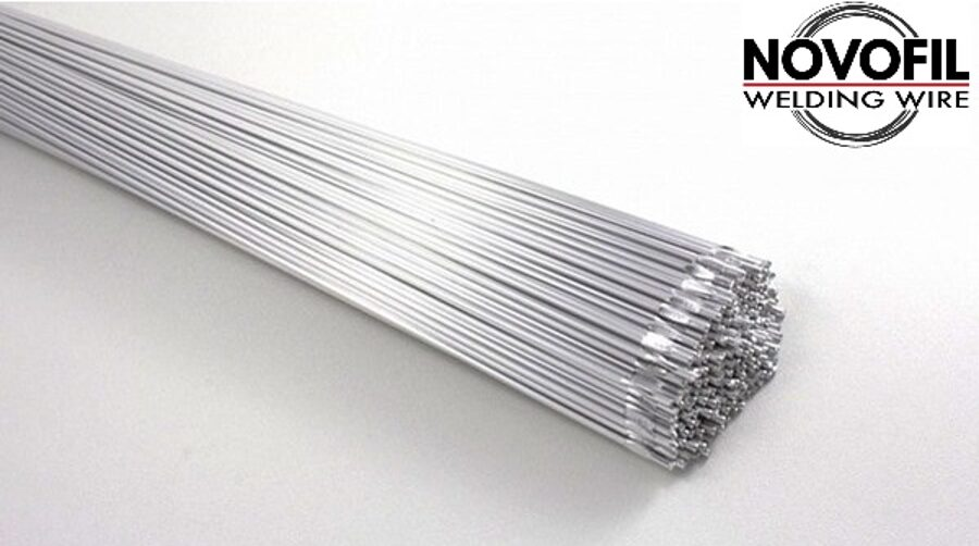 Novofil TIG metināšanas stienis Al Si5 1.6-3.2 x 1000mm