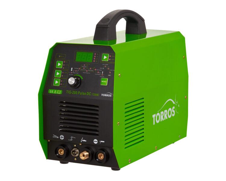 TORROS TIG 200 Pulse DC invertora tipa argona metināšanas iekārta aparāts
