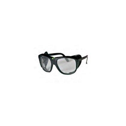 Metinātāja brilles ar rūdīto stiklu