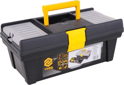 Instrumentu kaste plastmasas PR-12'' VOREL
