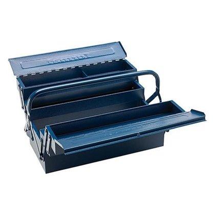 Instrumentu kaste 530x200x200mm, 5 daļas