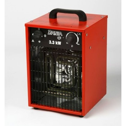 Elektriskais mobīlais Sildītājs DANIA 3,3kW,230V