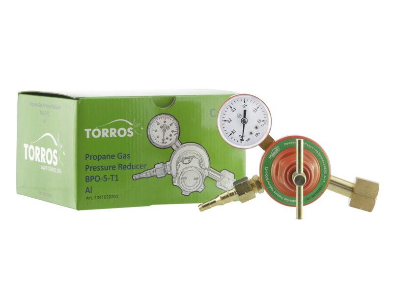 Propāna reduktors TORROS BPO-5-Т1