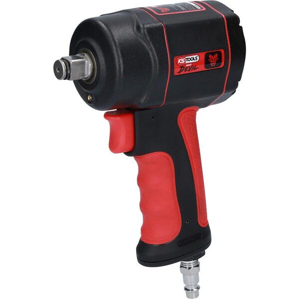 """KS Tools pneimatiskā triecienatslēga 1/2"""" miniDEVIL, 1084Nm"""