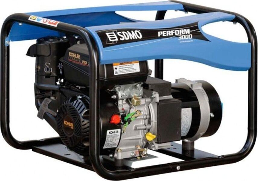 Ģenerators KOHLER-SDMO PERFORM 3000, 3kW