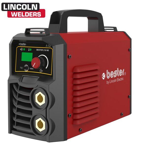Lincoln Electric Bester 210 ND elektrodu metināšanas iekārta