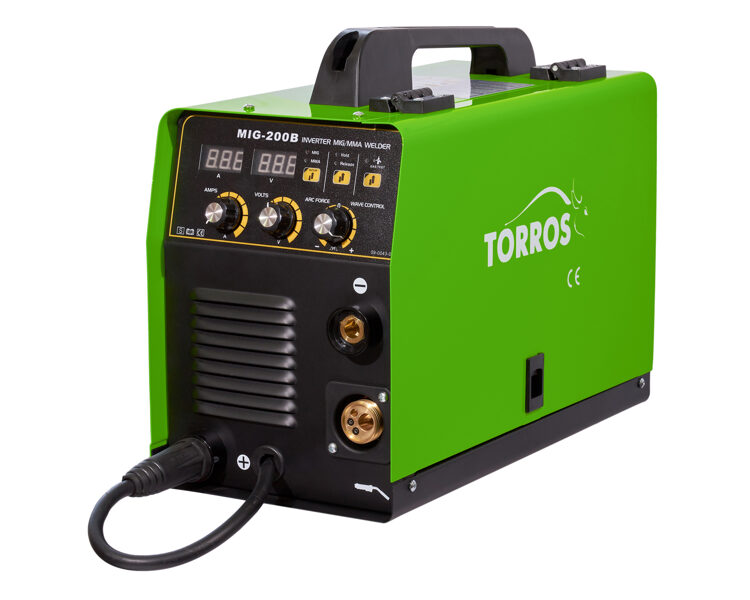TORROS MIG-200B metināšanas iekārta aparāts (pusautomāts)