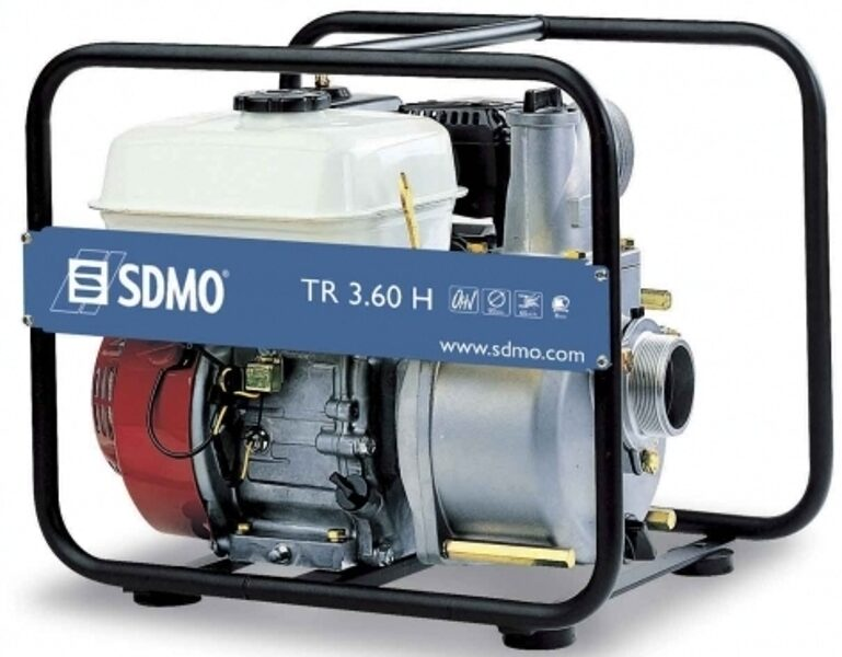 Ūdens sūknis KOHLER-SDMO TR 3.60 H HONDA