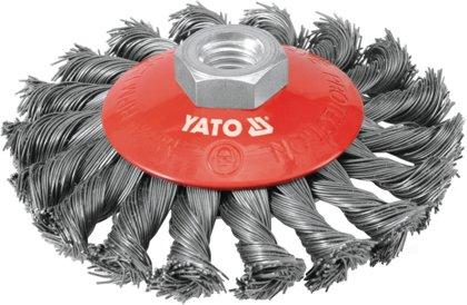 YATO metāla birste 100mm