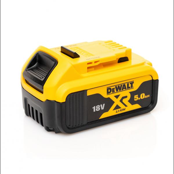 DeWALT akumulators XR Li-ion 18V / 5,0Ah