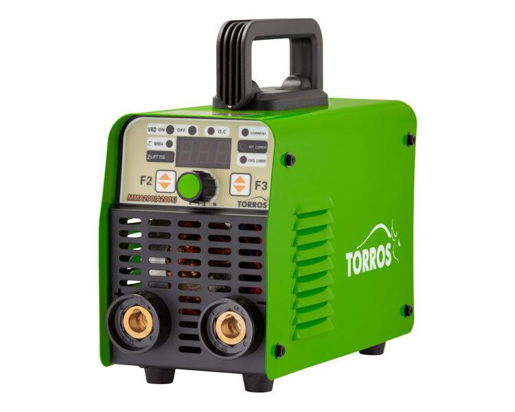 Torros metināšanas iekārta aparāts invertors MMA 200A (A2005)