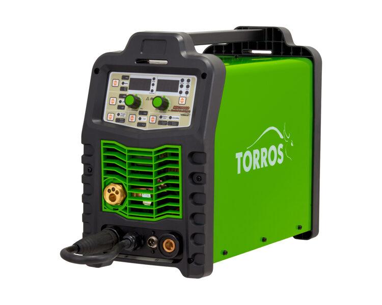 TORROS MIG 200 DoublePulse metināšanas iekārta aparāts (pusautomāts)