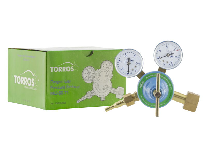 Skābekļa reduktors TORROS BKO-50-Т1