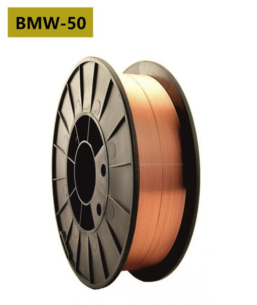 Metināšanas stieple 0.8-1.2 mm G3Si1 5-15kg spole BMW-50