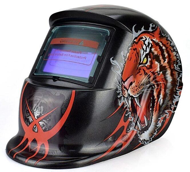 Metināšanas maska hameleons ADF TIGER