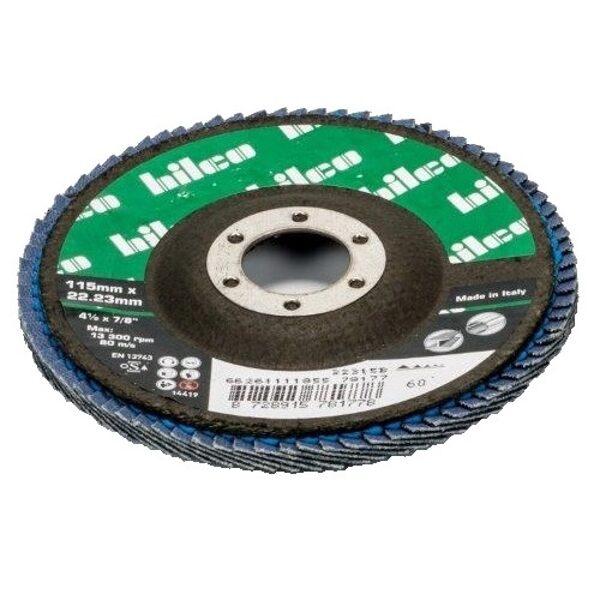 Hilco ieloču diski STEEL/INOX/ALU ZR 125X22