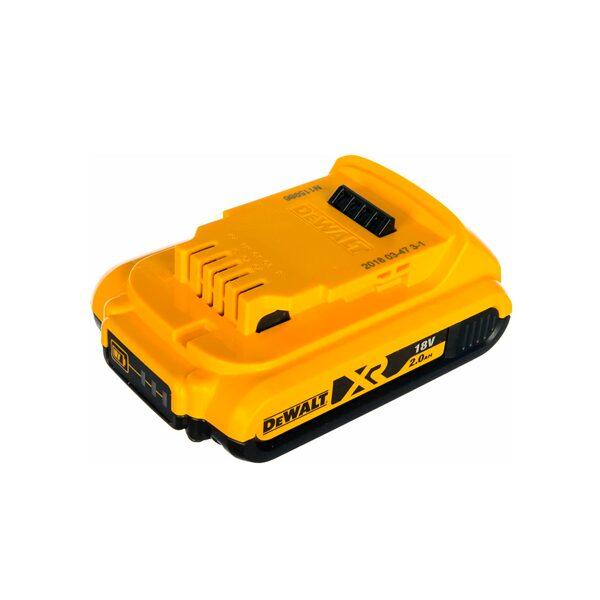 DeWALT akumulators XR Li-ion 18V / 2,0Ah