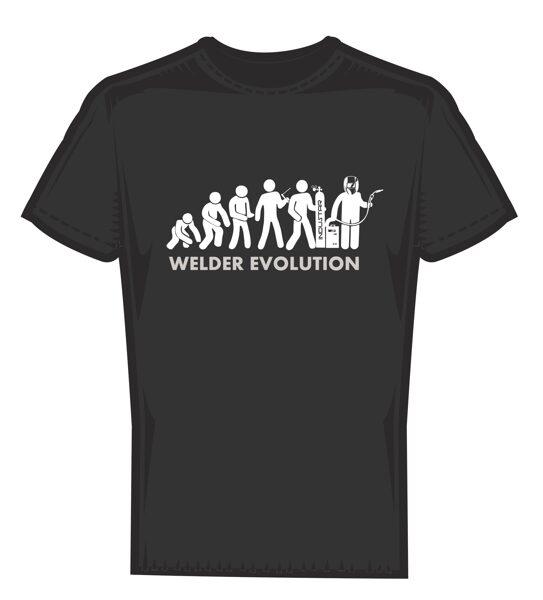 T-Krekls ''Evolution''