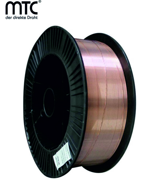 MIG/MAG metināšanas stieple MT-CuSi3, 0.8-1mm 1-15kg