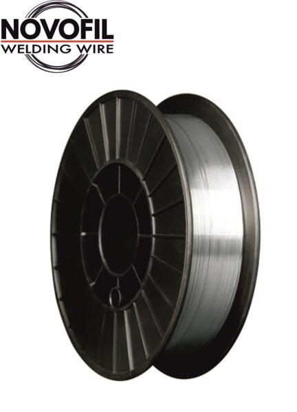 Novofil MIG/MAG metināšanas stieple nerūsējošam tēraudam 316LSi, 0.8-1.2mm 15kg