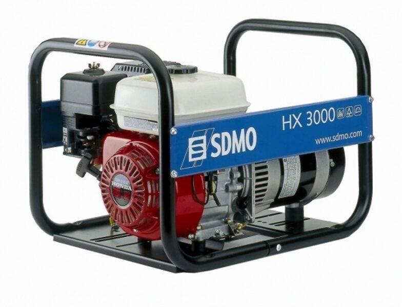 Ģenerators KOHLER-SDMO HX 3000, 3kW