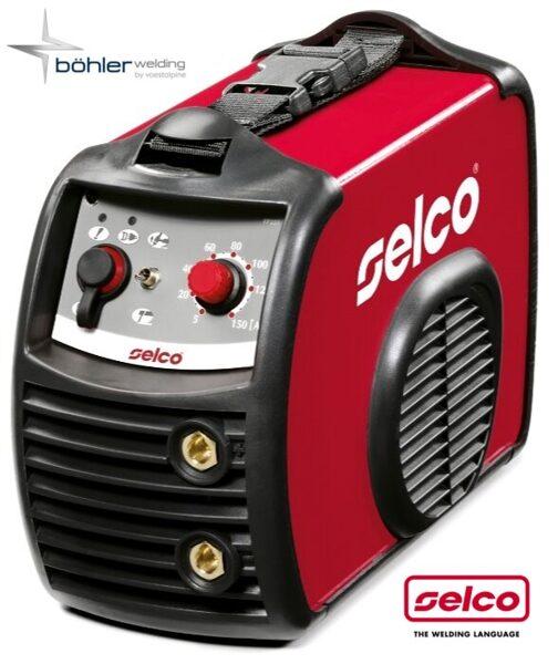 Böhler Welding Selco Genesis 1500 RC elektrodu metināšanas iekārta