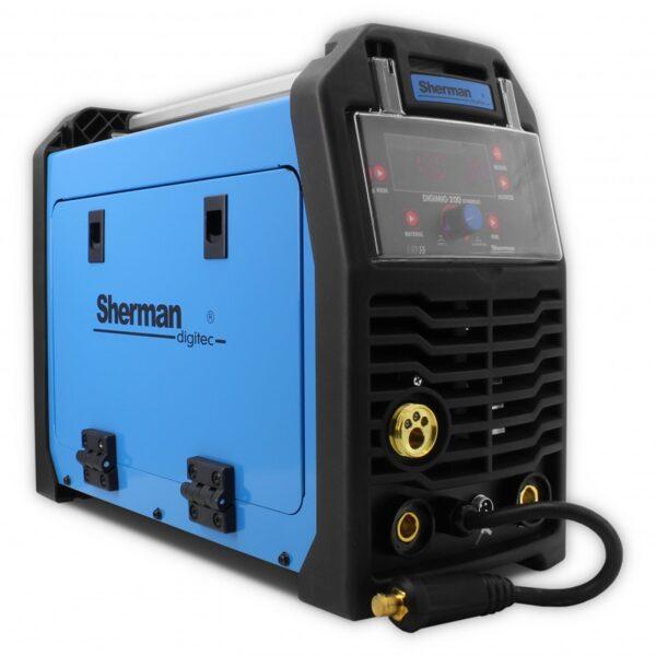 Sherman DIGIMIG 200 SYNERGIC metināšanas iekārta aparāts (pusautomāts)