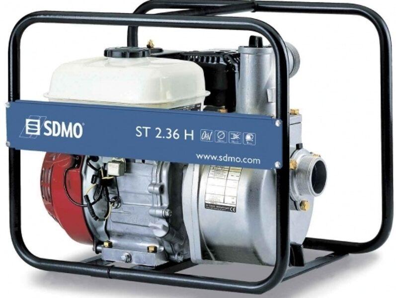 Ūdens sūknis KOHLER-SDMO ST 2.36 H HONDA